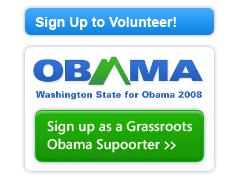 Obama 2008 campaign website