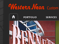 website design northwest signage