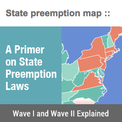 Preemption Law Page
